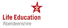 Aberdeenshire Life Education Centres Logo